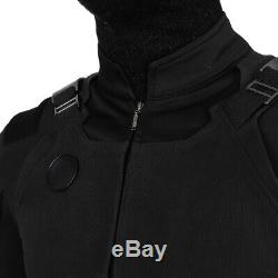 2019 Newest Spiderman Far From Home Noir Stealth Suit Spider-Man Cosplay Costume