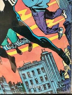 Amazing Spider-Man 252 1984 Marvel Comics 1st Appearance of Black Suit Newsstand
