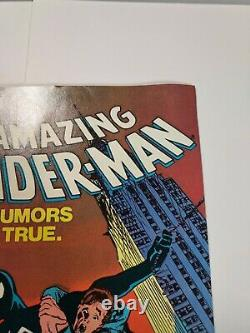 Amazing Spiderman-Man #252 (1984) 1st Appearance Black Symbiote Suit! KEY ISSUE