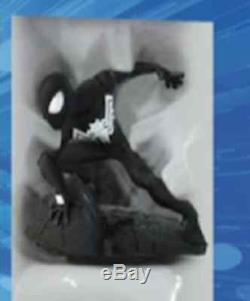 Disney Infinity 2.0 Black Suit SPIDERMAN Symbiote FIGURE ONLY Shipped in a box