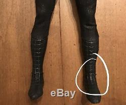 Hot Toys 1/6 Scale Figure Spider-Man 3 Black Suit MMS165 Used PLEASE READ