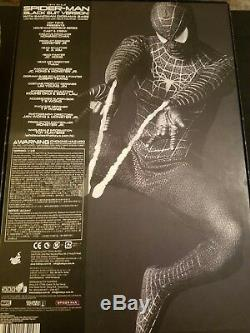 Hot Toys 1/6-Scale Spider-Man 3 Black Suit MMS165