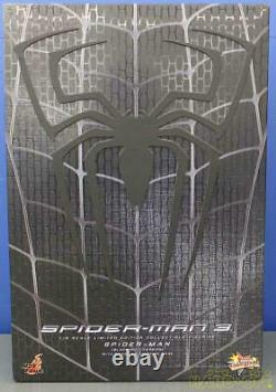 Hot Toys 1/6 Spider-Man 3 Spiderman Black Suit Special Edition MMS165 Japan