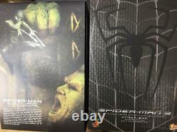 Hot Toys MMS 165 Spiderman Spider-Man 3 Black Suit Version From Japan