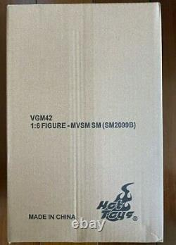 Hot Toys Marvels Spider-Man 2099 VGM42 Black Suit 1/6 Exclusive sideshow toy