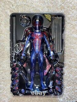 Hot Toys Marvels Spider-Man 2099 VGM42 Black Suit 1/6 Scale Figure Exclusive