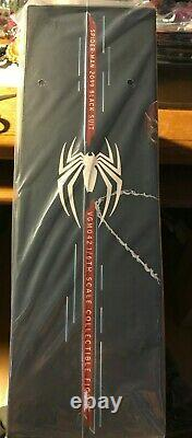 Hot Toys Sideshow Exclusive Marvel Spider-Man 2099 Black Suit VGM42 Sealed New
