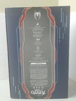 Hot Toys Spider-Man 2099 VGM42 Marvel Sixth Scale Black Suit USA Seller