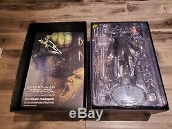 Hot Toys Spider-man 3 Black Suit Special Edition MMS 165 with extra Peter Parker