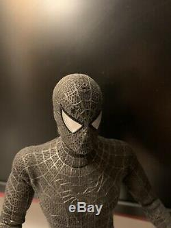Hot Toys Spiderman 3 Series Black and Red Suit