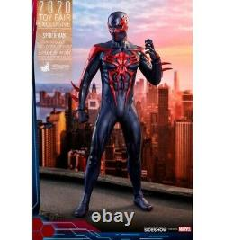 Hot Toys VGM42 Toy fair Exclusive Spider-Man 2099 Black Suit in Stock
