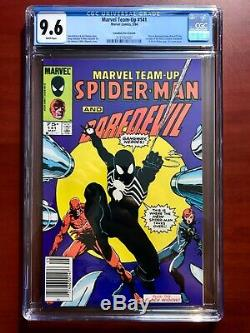 Marvel Team-up #141 Canadian Cpv Edition Cgc 9.6 1st Black Suit Spider-man