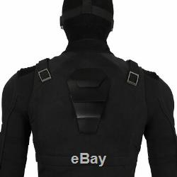 Spider-Man Far From Home Cosplay Stealth Suit Superhero Spiderman jumpsuit Set