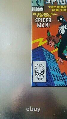 The Amazing Spider-Man #252 HIGH GRADE HOT BOOK! First Symbiote Black Suit