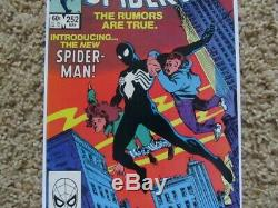 The Amazing Spider-Man #252 (May 1984, Marvel) First Appearance Black Suit NM+