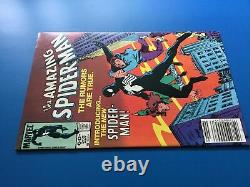 The Amazing Spiderman #252 NEWSSTAND May 1984 Marvel 1st Appearance Black Suit b