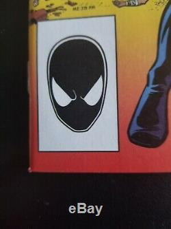 Ultimate Fallout 4 character MILES MORALES homage variant SECRET WARS black suit